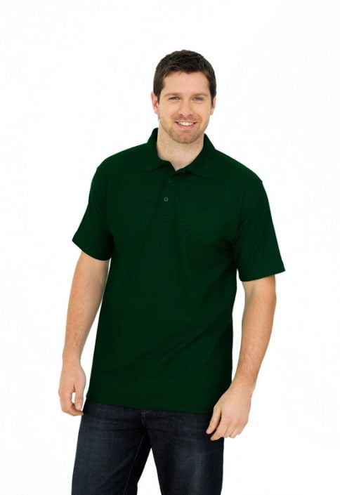 GREEN POLO SHIRTS