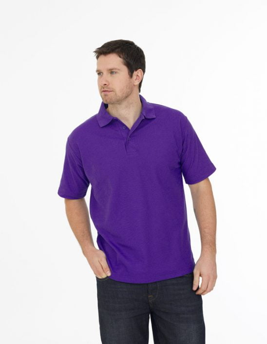 PURPLE POLO SHIRTS