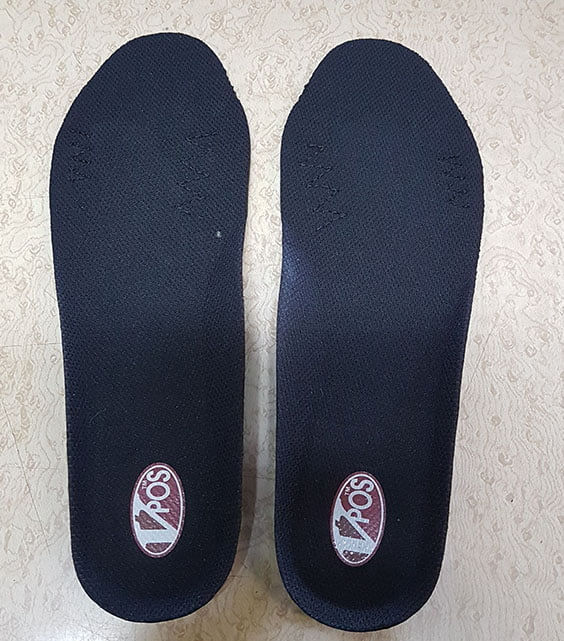 INSOLES £5