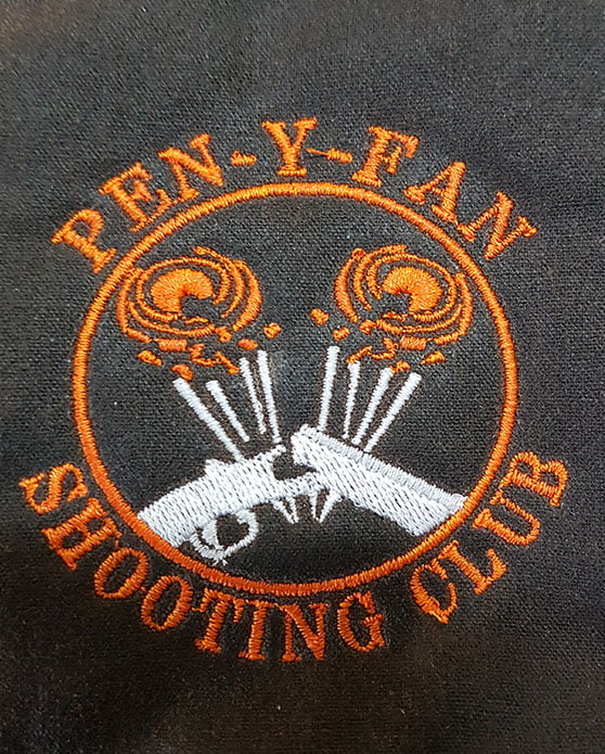 SHOOTING BADGE