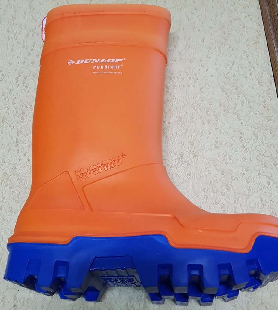 DUNLOP THERMAL WELLIES